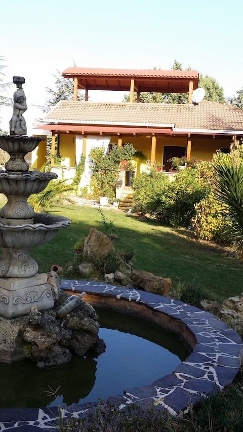 Sardegna elegante villa con piscina