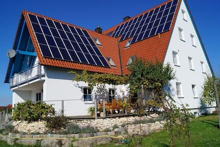 "Ferienwohung ""Höhenrausch"" - Berg-Stöckelsberg - Διαμέρισμα"