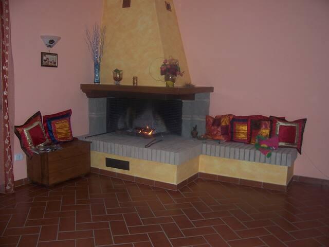 villetta in campagna - Marta - Haus