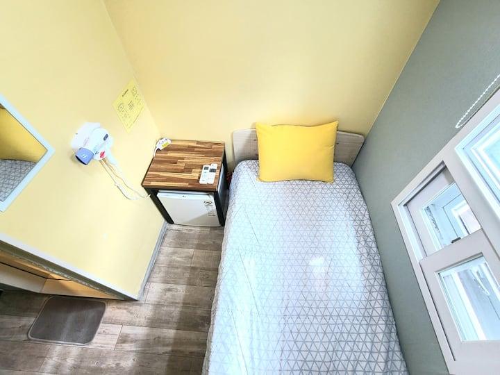A Nice View Mini Single Room
