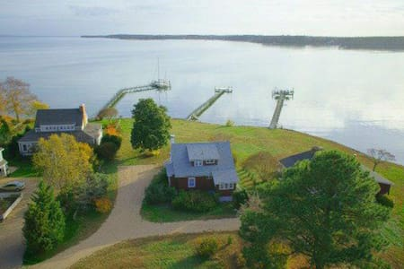 Absolutely stunning Chesapeake bay views - Kilmarnock - Casa