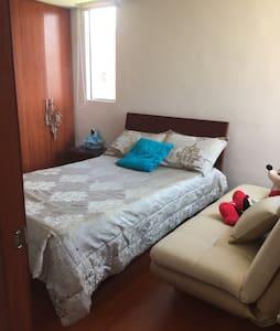 Habitación privada - Mosquera