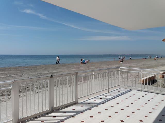 Primera fila de playa. Santa Pola - Santa Pola - House