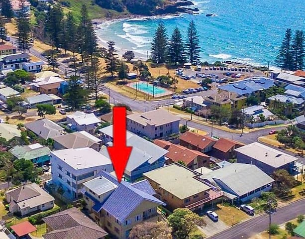 Yamba Beach Shack-DOG FRIENDLY, VIEWS, LOCATION!