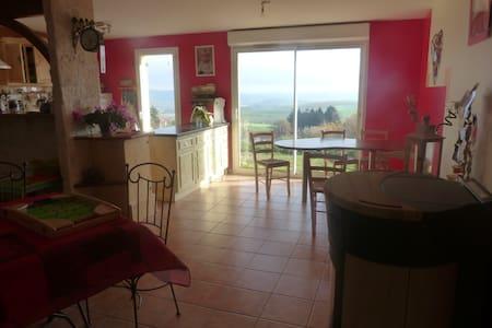 Charmante villa dans un petit lotissement au calme - Saint-Loup