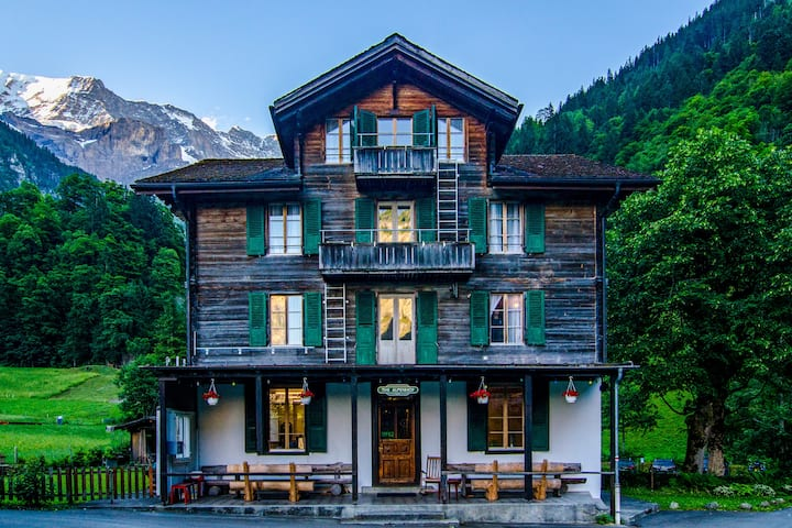 The Alpenhof Mountain House