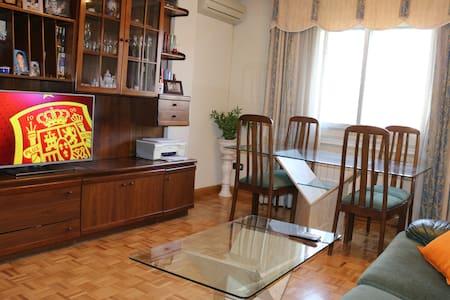 Nice and comfy apartment in Madrid - Coslada - Pis