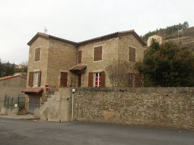 Chez Rose Marie à Saint Rome de Tarn - Saint-Rome-de-Tarn - Dom