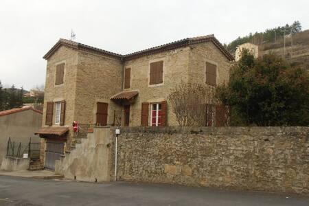 Chez Rose Marie à Saint Rome de Tarn - Saint-Rome-de-Tarn