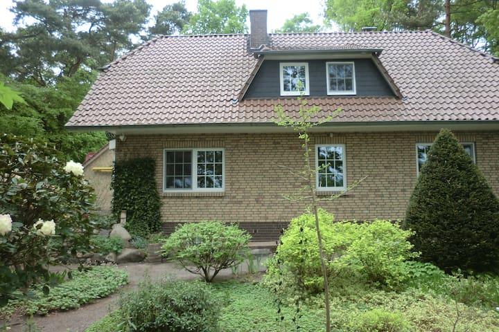 Ferienhaus am Kröpke, Wellness - Walsrode - Hus