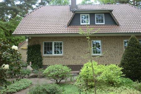 Ferienhaus am Kröpke, Wellness - Walsrode - House