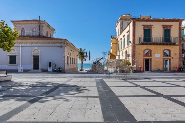 Komfortables Ferienhaus in Sizilien mit TV