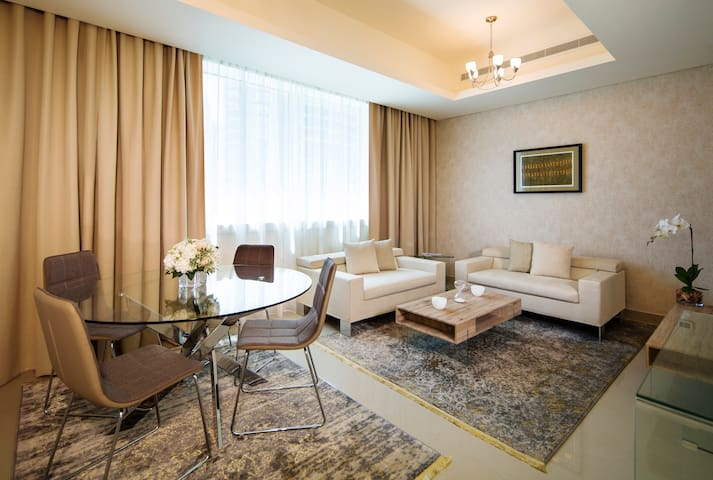 Stunning 1BR at  Barcelo Residences Dubai Marina