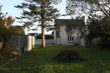 maison de vacances 6 personnes a Plouescat 29430 - Plouescat - Mobilyalı daire