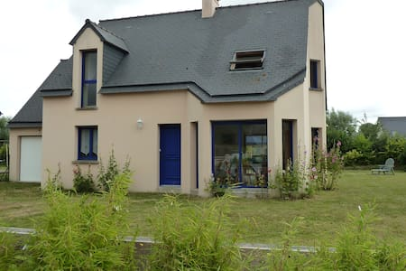 Maison lumineuse au calme - Cherrueix - Casa