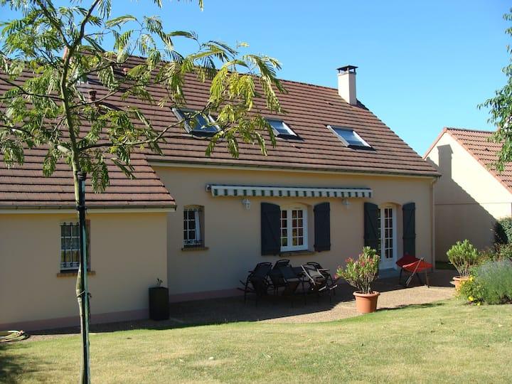 2 chambres à louer dans pavillon ( 30€ la chambre)