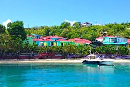 Amazing Waterfront Apartment in Cruz Bay - St. John