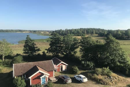 Stuga i Sankt Anna Skärgård (Söderköping)