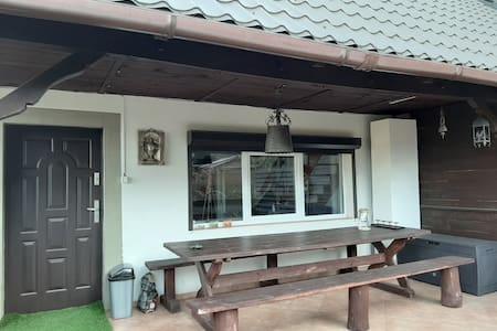 Urokliwy dom całoroczny Świerkowa
