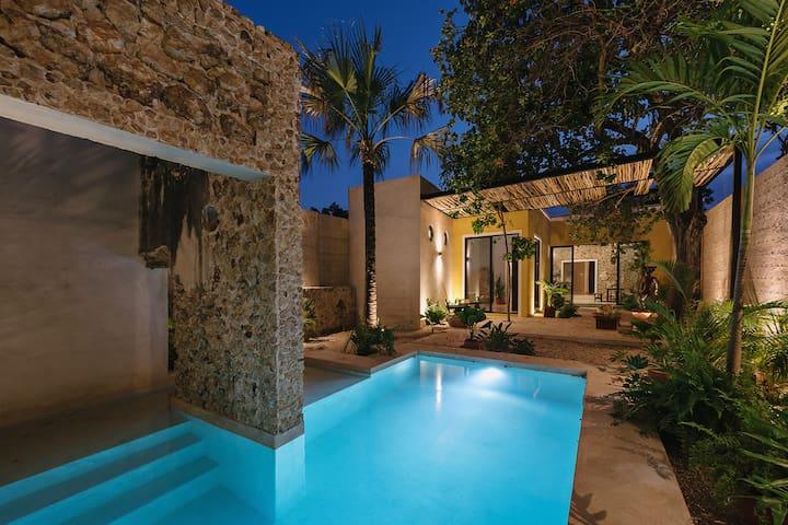 Casa Sol Spectacular Home Merida Centro