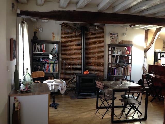 La maison de poupée - Évreux - Hus