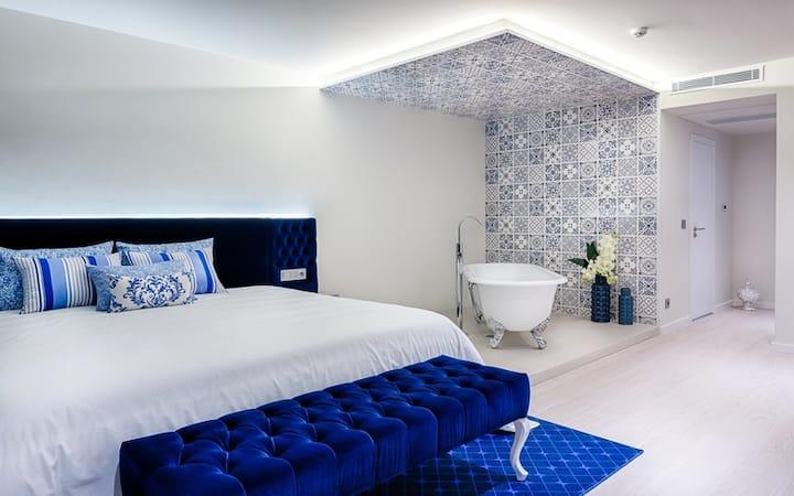 Hotel Cristal Porto - Double Deluxe Room