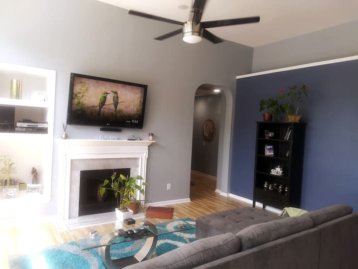 One bed home near IOP and Sullivan's Island.
