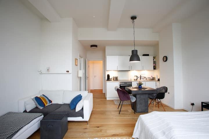 Sonniges Apartment mitten in St. Pauli
