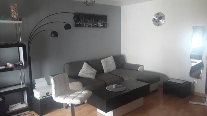 Loue chambre dans appartement sur Orléans centre