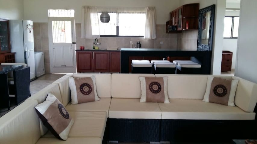 Private T3 House in Bilene for 6 people