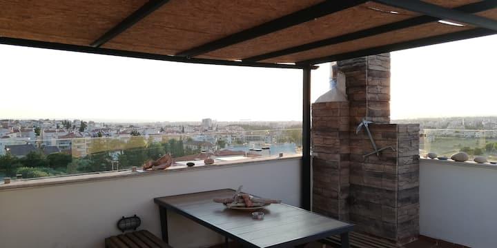 5* LOFT PILAIA -splendid view 360*