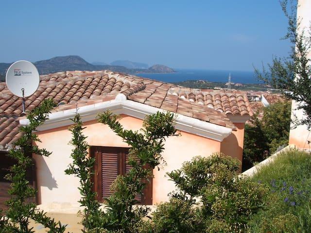 Casa Mughetto Sea View - Loiri Porto San Paolo - Ev