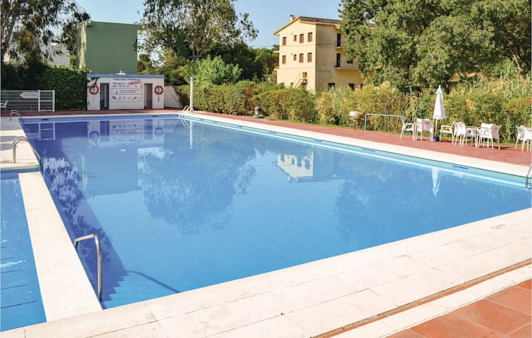 Holiday apartment with 2 bedrooms on 78m² in Castell-Platja d´Aro