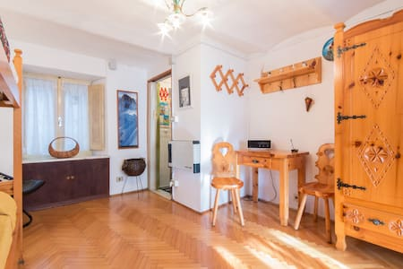 Nice apartment in the Alps - Alpette - 公寓