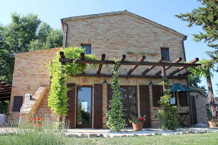 Casa Rosamaria. - Province of Fermo - Rumah