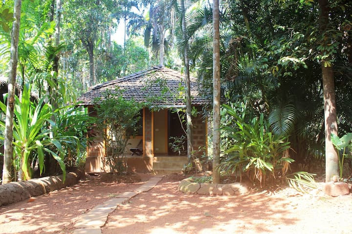 Dudhsagar Farmstay - Cozy Cottage on Organic Farm