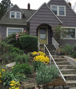 Mt. Tabor 1 BD, Close to All Things Portland - Portland - House
