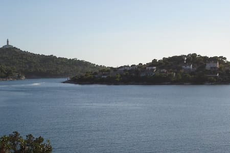 Beautiful nature and ideal vacation - Lastovo - Lejlighed