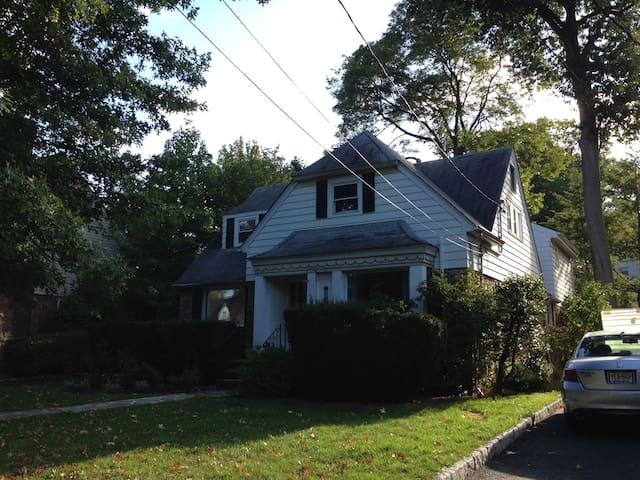Retreat and Relax minutes from NYC - Teaneck - Maison