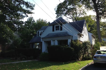 Retreat and Relax minutes from NYC - Teaneck - Σπίτι