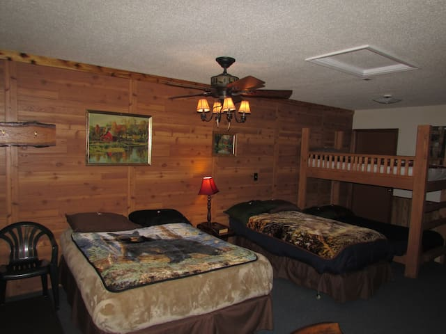Welcome to Best Bear, Manistee National Forest - Irons - Cabin