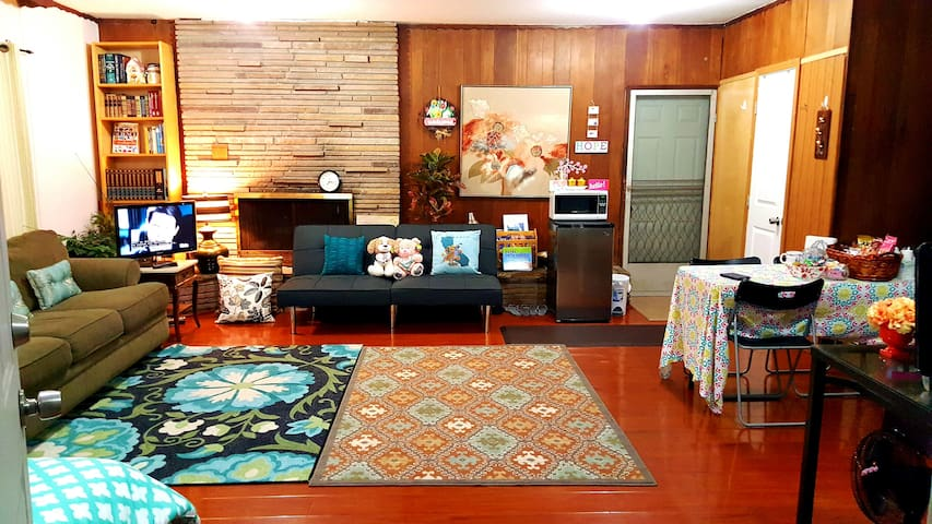Sweet&Cozy Private Studio nearDisney,Little Saigon