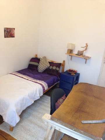 Lovely lilac room - Smethwick - 獨棟