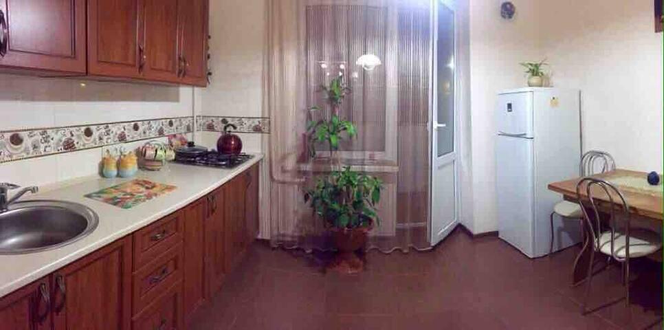 Уютная квартира в гостинном Львове!