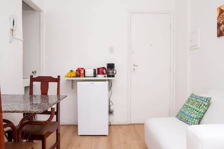 Great studio at Ipanema beach - Ipanema - Apartment
