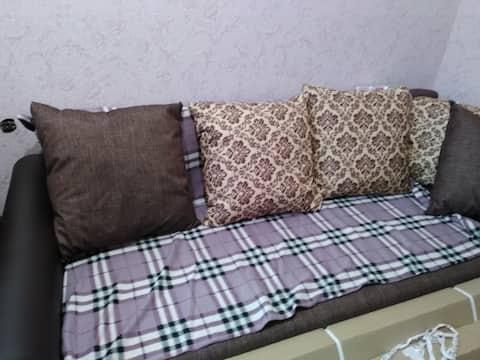 Уютная комната для недлительного пребывания