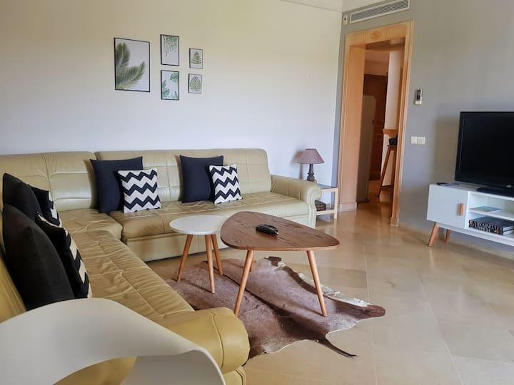 Appartement Résidence Marina avec piscine privée