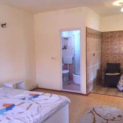 Modern 1 bedroom apartment - Mangalia - Apartamento