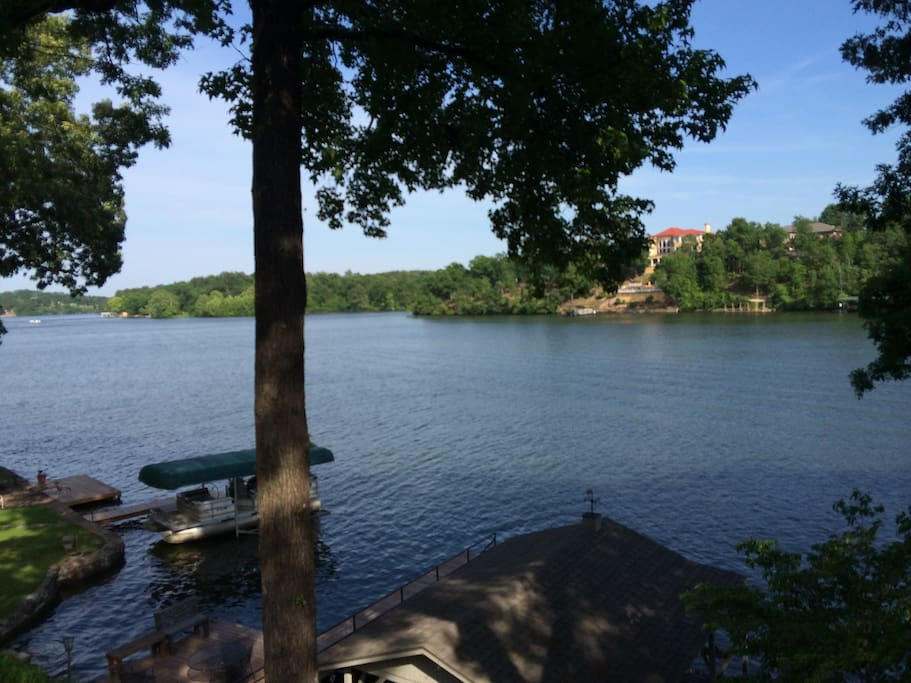 Lake Hamilton Main Channel - Cottages for Rent in Hot