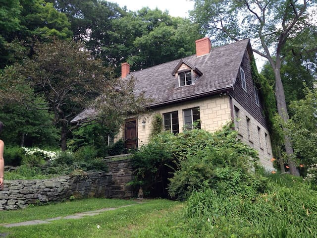 Fairytale Catskills Cottage - Jeffersonville - Hus